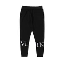 Erkek Tasarımcı Moda Hip Hop Slacks Erkekler Kadınlar Joggers Casual Harem Sweatpants Spor Pantolon Erkekler Harita Dipleri Parça Eğitim Jogging Trousersh