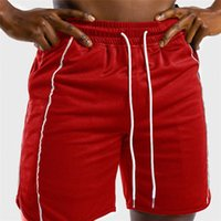Men Desigenr Shorts Sports Mens Elastic Waist Shorts Outdoor Fitness Running Basketball Training Pants Casual Pants