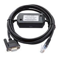 알렌 브래들리 5 / 01,5 / 02,5 / 03 SLC 시리즈 PLC 프로그래밍 케이블 1747-PIC RS232에 RS485 인터페이스