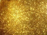 Пользовательские потолки золотые 3d потолочные фрески обои яркий золотой дизайн потолка домашнее украшение потолочные обои