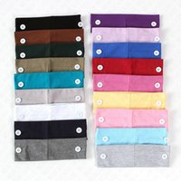 Mask For Protection Adults Headscarf Cotton Button Face Ear Elastic Cover Headbands With Mask Outdoor Kids GYM Accessories D8506 Sports Rsmk