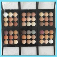 epacket free shipping Hot M Eye makeup Eye Shadow X 9 Burgun...