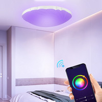 48W RGB+ W Ceiling lights RGBCW WiFi Smart Light Dimmable Mul...