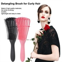 Detangling Brush for Curly Hair Wavy,Coily Hair,Curly,Detangle Easily with Wet Dry Easy to Clean