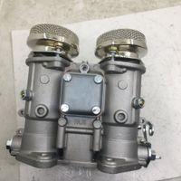 Deprem Master Weber Solex için SherryBerg karbonhidrat fajs 45mm DCOE 45DCOE 45 DCOE karbüratör karbüratör hava boynuzları uzun ağırlık hava net 35 mm dellorto