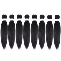 E Z Braiding Hair Professional Perm Yaki Synthetic Hair Brai...