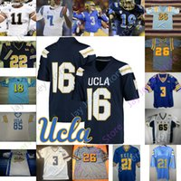 2020 UCLA BRUINS Football Jersey NCAA College Devin Asiasi Jaylen Erwin Kyle Philips Dulcich Barnes Woods Speight Wilson Howard Lucier-South
