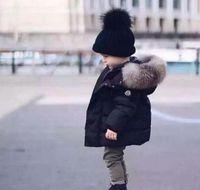 Hot Bebê Meninos Jaqueta Outono Inverno Meninos Com Capuz Casaco Crianças Roupas Casacos Grossos de Bebê Da Criança Meninas Meninos Roupas Outerwear
