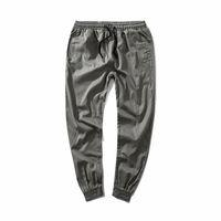 Pantalones largos para hombre Ropa casual para el hogar Niños Pantalones frescos Jogger Pantalones para correr Cintura elástica 3 colores