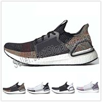 536a604991b29 New Arrival. Cloud White Black Ultra boost 2019 Ultraboost mens Running  shoes Dark Pixel Refract Clear Brown ...