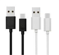 1m 3ft Type-C USB 3.1A 케이블 충전 동기화 데이터 케이블 어댑터 삼성 S6 S7 가장자리 참고 7 휴대폰 케이블