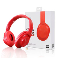 Extra Bass foldable Headphones Headset With MIC Noise Cancel...