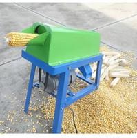 الذرة الدراس المنزلية الصغيرة الذرة قصف آلة 220 فولت الذرة الذرة الدراس آلة الذرة الذرة المقشر استخدام المنزلي