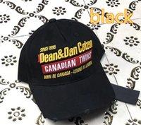 DEAN DAN Carten Cotton Cap Snapback Donne berretto da baseball papà cappelli per il cappello degli uomini casuale Casquette Trucker cappelli berretto gorra hip hop 078
