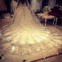 Nouvelle mariée coréenne style long queue voile voile shoe shoe shoe de mariage voile de mariage femme mariée coiffe super fée