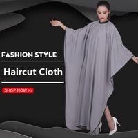 Salon professionnel des cheveux Styling Cap, Adulte grande taille professionnelle de haute qualité imperméable non Piques à cheveux Haircut coiffure Wai tissu