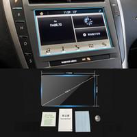 Für Lincoln MKZ / MKC / MKX / Continental / Nautilus Auto Auto-Navigation GPS-Monitor-Schirm Schutzglas-Film-Aufkleber Zubehör