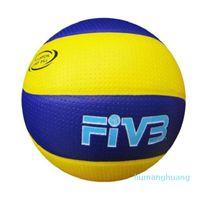الجملة ميكاسا MVA200 لمسة ناعمة الكرة الطائرة الحجم 5 PU جلدية المباراة الرسمية للكرة الطائرة للرجال النساء شحن مجاني