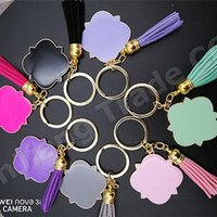 Cell Phone Straps Tassel Keychain 5cm Key Chains Personalize...