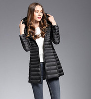 2019 New Winter Autumn White Duck Down Jackets Coats Fashion...