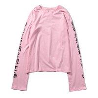 Erkek Tasarımcı Gevşek Moda Letter Baskılı Hoodies Sweatshirt Kadınlar Streetwear Uzun Kollu T-shirt Hip Hop Giyim Tops