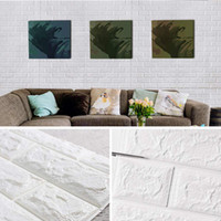 3D Wall Panels Peel and Stick Self- Adhesive Real Bricks Effe...
