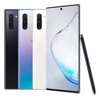 "Samsung Galaxy Note10 ПРИМЕЧАНИЕ 10 N970U 256GB ROM 8 ГБ RAM OCTA CORE 6.3 ""Поддержка мобильного телефона NFC Snapdragon 855"