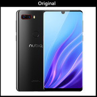 Original ZTE Nubia Z18 Smartphone Android 8.1 4G LTE Snapdragon 845 Octa Core 6 / 8G + 64 / 128G 5.99