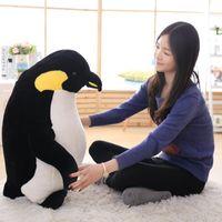Babiqu Nette Baby Hohe Qualität Schöne Tier Pinguin Super Weiche PP Baumwolle Gefüllte Pinguine Puppen Plüsch Kinder Spielzeug Geschenke