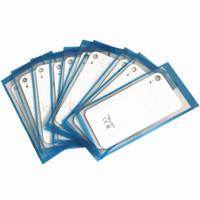 60PCS OEM Glasdeckel für iPhone XR XS MAX Batterie-Glasrückwandabdeckung Tür mit anhaftenden Aufklebern CE Europäischen Version DHL