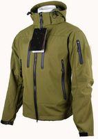 Giacca di guscio morbido da uomo di alta qualità in pile in pile filato rivestimento invernale impermeabile giacca da snowboard s-xxl