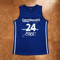 ... CZECH REPUBLIC 2014 WORLD CHAMPIONSHIP Retro Basketball Jersey Mens  Embroidery Stitched Custom any Number and name Jerseys. US  26.75   Piece.  New ... 6de562f9c
