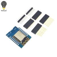 Livraison gratuite 5 ensembles D1 mini - Mini NodeMcu 4M octets Lua Conseil de développement de l'Internet des objets WIFI basé sur ESP8266 de WeMos