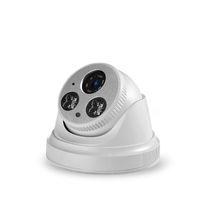 Suporte PoE Câmera de 2MP HD Home Security interior 48V Video Surveillance IR Night Vision Dome H.265 Áudio
