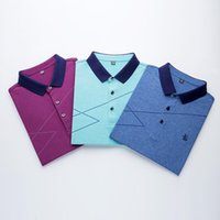 2018 Top Quality Summer Short Sleeve Polo 'S Men 'S Polo Shirs Brand Men 'S Clothing Polos Shirt Fashion Polo Shirt 9090