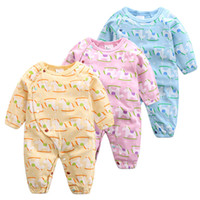 Baby Clothing Cartoon Print Newborn Children Rompers for Boy...