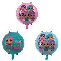 3 Colors LOL Balloon Kids Toys Large Balloon birthday party ...