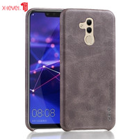 X-level mate 20 lite case pu leder abdeckung für huawei mate 20 pro case mate20 phone cases mate 20 pro