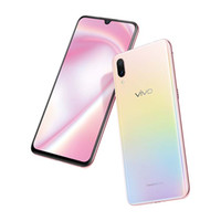 الأصل VIVO X23 الخيال 4G LTE موبايل تليفون 6GB RAM 128GB ROM أنف العجل 660 الثماني النواة الروبوت 6.41 بوصة الهاتف 24.8MP بصمة ID خلية