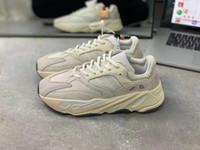 Zapatos de diseñador Runner Malva Inercia Zapatos para correr Kanye West con cordones Estática La zapatilla deportiva analógica Salt de alta calidad36-46