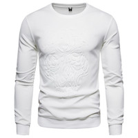 Mens Designer Solid Print Pullover Fashion Natural Color Langarm Hoodies beiläufige PulloverHoodies Männer Kleidung