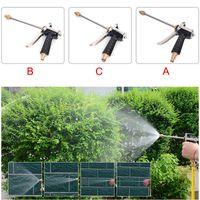 Hochdrucksprüher Metall Wasserschlauch Sprühdüse für Autowaschanlagen Rasen Bewässerung Gartenbewässerung H99F