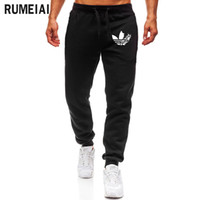 2019 High Quality ADI Jogger Pants Men Fitness Bodybuilding ...