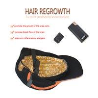 2020 nueva llegada regeneración del cabello 276 diodos láser de 650nm láser pérdida Cap Anti-Hair Loser nuevo crecimiento del pelo del pelo del laser Equipo de Tratamiento