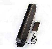 Готов на складе Аккумуляторная 48V сменный аккумулятор для Juiced велосипедами Литий-ионный 390мм Дорадо батареи 48В 14ah по 18650 клетки включают BMS
