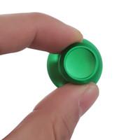 Алюминий Металл Аналоговый джойстик для большого пальца Рукоятка для замены Замена большого пальца для PlayStation Dualshock PS4 для XBOX ONE Controller