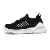 2019 Chaussures Casual Mode classique Confortable Chaussures MASCULINE Mesh Shallow Bouche Fly Low tissé respirant hommes