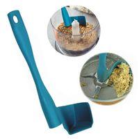 Вращающийся Шпатель для кухни Thermomix TM5 / TM6 / TM31 Удаления порционирования продуктов питания Многофункционального ротационного смесительных барабаны шпатель