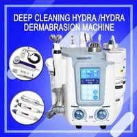 Máquina de dermoabrasão Hydra Hydrafacial Oxygen Jet Peel Renovação da pele Elevador de pele Aperto de pele Hidrodermoabrasão Spa Equipamentos de beleza