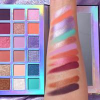 Maquillage Ucanbe Palette Palette Beauté Nouveau Nu 18 Couleur Shadow Shadow Mercury Retrograde Palette Ultra Shimmer Matte Marque Cosmétiques
